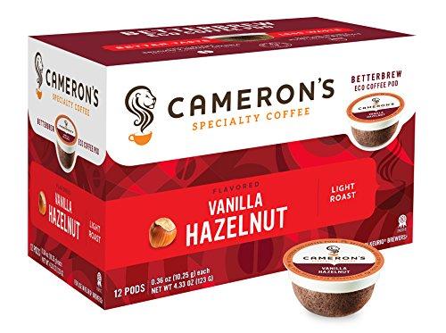 Camerons Coffee Vanilla Hazelnut Count