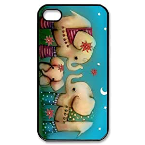 Elephant Case for Iphone 4/4s Petercustomshop-IPhone 4-PC00149