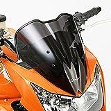 Windshield Ermax Kawasaki Z 1000 07-09 dark smoke