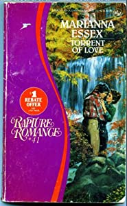 Torrent of Love (Rapture romance) Marianna Essex