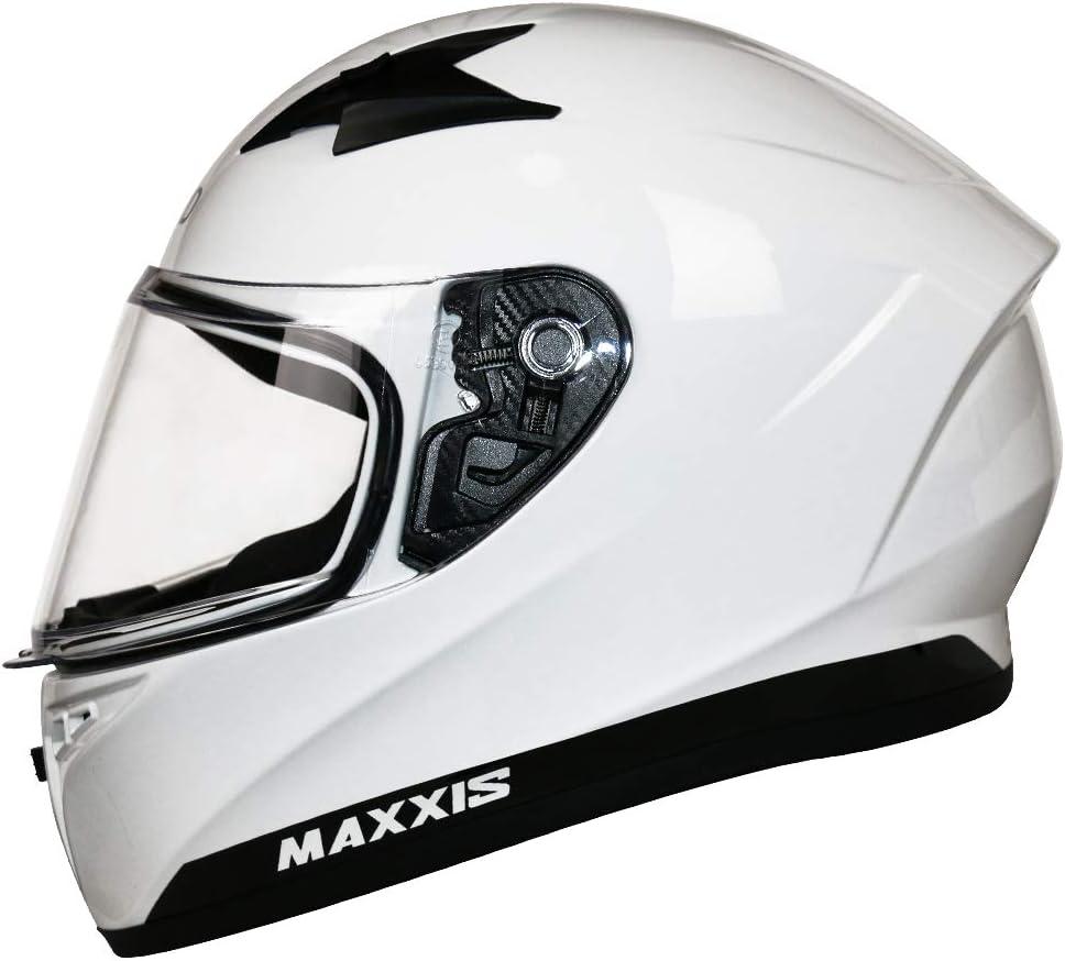 Motorradhelm Damen und Herren ECE Genehmigt XS-XXL Leopard LEO-813 Integralhelm