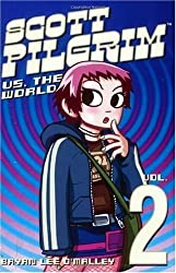 Scott Pilgrim, Vol. 2: Scott Pilgrim Versus The World (v. 2) [Paperback]