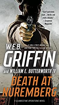Death Nuremberg Clandestine Operations Novel ebook product image