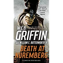 Death at Nuremberg (A Clandestine Operations Novel Book 4)