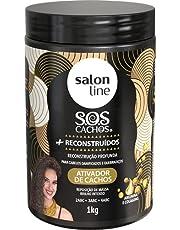 Ativador de Cachos, Salon Line