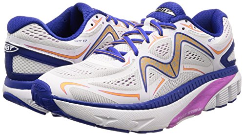 Pictures of MBT Gt 17 W White/Purple Womens Running Size 10M 700902 4