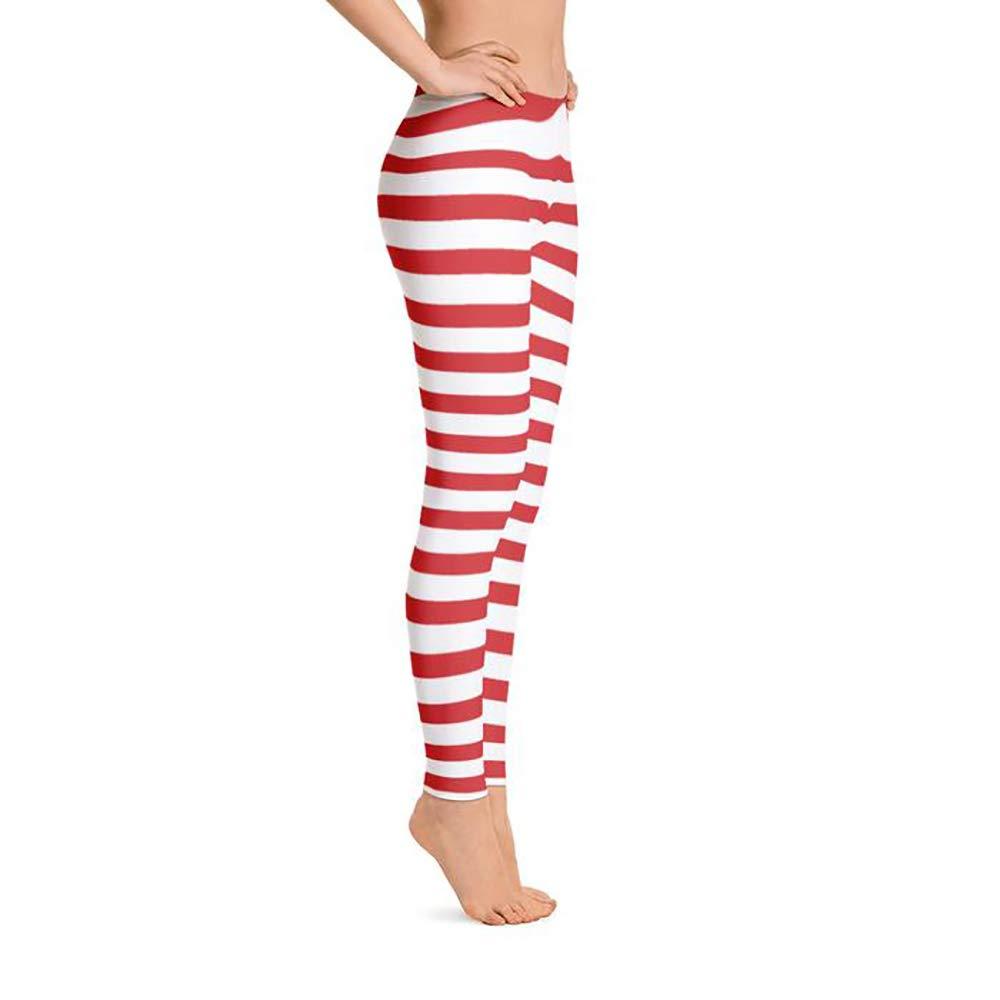 Best Travel Wardrobe Print Leggings