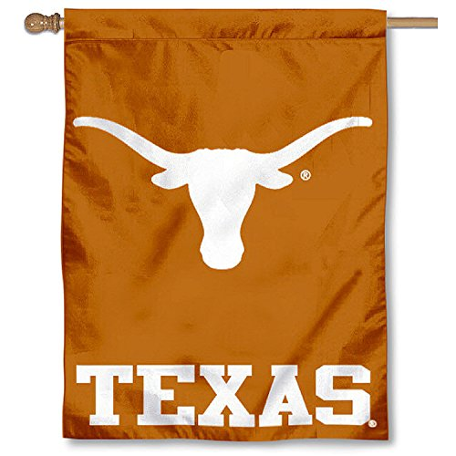 University of Texas UT Longhorns House Flag (Texas House Flag)