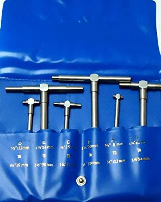 Telescoping Gauge Set- 6pc Set