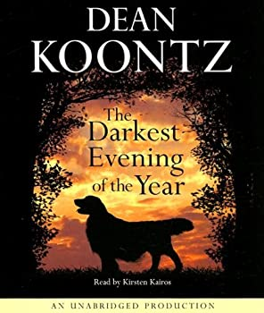 The Darkest Evening of the Year 0553589121 Book Cover