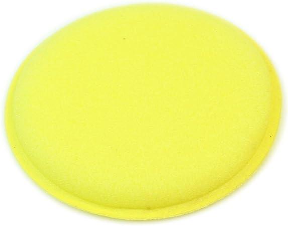 12X Esponja de Cera Pulir Encerar Coche Limpiar Limpieza Oficina Casa Muebles