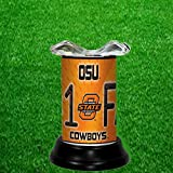 OKLAHOMA STATE COWBOYS NCAA TART WARMER - FRAGRANCE LAMP - BY TAGZ SPORTS