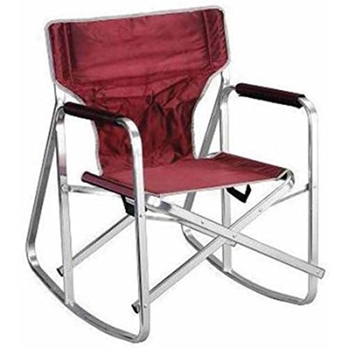 Directors Folding Rocking Chair, (Aqua Pro Inflatables)