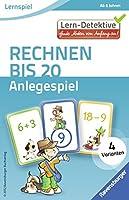 Ravensburger Rechnen bis 20. Anlegespiel (ab 6 Jahren)