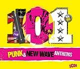 101 Punk & New Wave Anthems