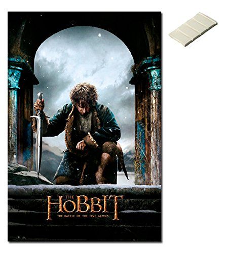 Bundle - 2 Items - The Hobbit Battle Of Five Armies Bilbo Po