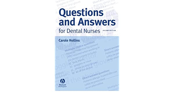 dental nurse past papers