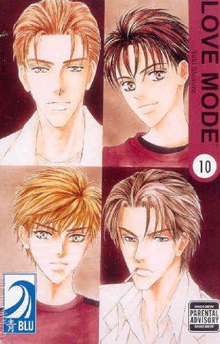 LOVE MODE Volume 10: (Yaoi) (v. 10)