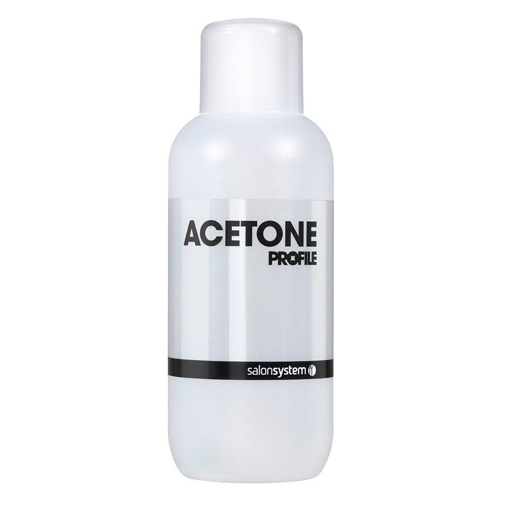 Salon System Profile Acetone Nail Polish Remover 500ml 0236001 B003EJDINU