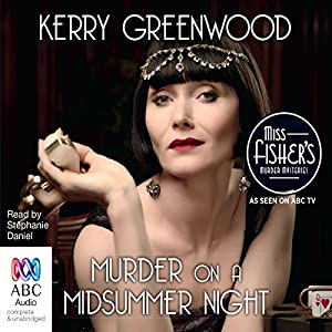 Murder on a Midsummer Night Audiobook