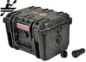 Amazon com Elephant K100 Custom Made Kayak Battery Box