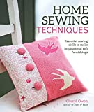 img - for Home Sewing Techniques: Essential Sewing Skills to Make Inspirational Soft Furnishings book / textbook / text book
