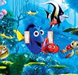 GOT YOU COVERED FINDING NEMO 3 DORY AND FRIENDS LIGHT SWITCH COVER OR OUTLET (OPTION1 2X TOGGLE)