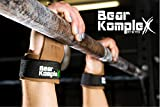 Bear KompleX 2 Hole Leather Hand Grips for