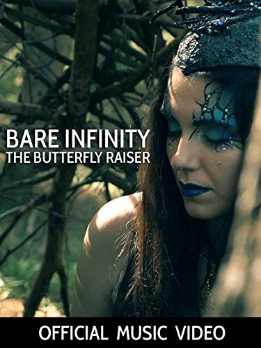 Bare Infinity - The Butterfly Raiser (Official Music Video)