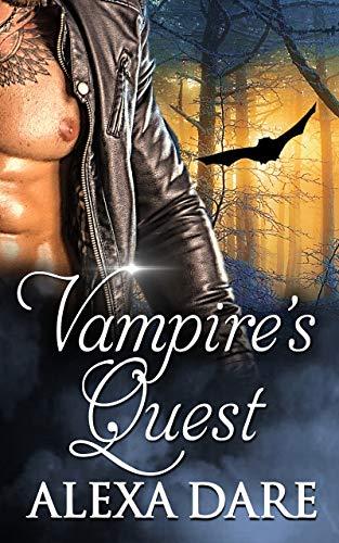 Book: Vampire's Quest (Knight Fever Series Book 1) by Alexa Dare