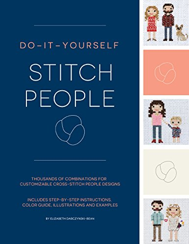 Do-It-Yourself Stitch People