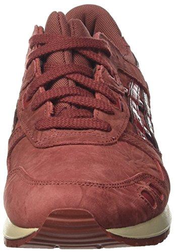 lyte Unisex Iii Marrone Brown Adulto Sneaker Russet Brown Gel russet Asics xIC5qn