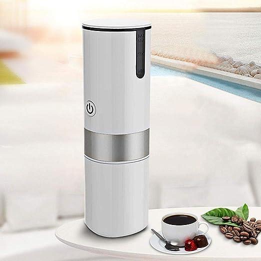 XINFAN Máquina de café Espresso portátil, pequeña cafetera de ...