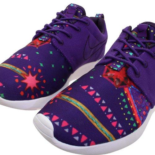 Schuhe Laufschuhe Damen Brown MOYPUP Ore White QS Rosherun Nike MP 500 652875 Light Sneakers Wood Summit qR4wX48f
