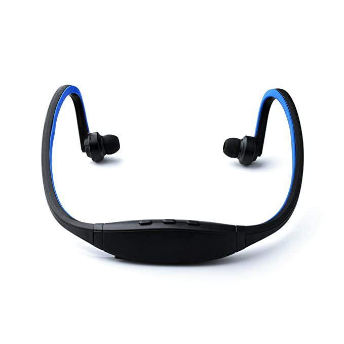 VicTsing®Inalambrico Bluetooth Auriculares deporte Stereo Auriculares Manos Libres para iPhone 4S, iPhone 5, iPad 4, iPad Mini, iPod, Macbook iMac, Sony, ...