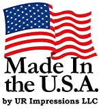 UR Impressions IOrn U.S. Navy Anchor Scourge Skull