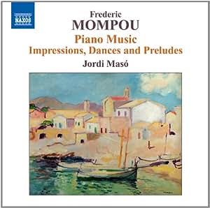 V 6: Mompou Piano Music