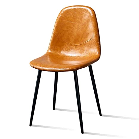 Amazing Amazon Com Dining Chair Simple And Modern Leather Armchair Pdpeps Interior Chair Design Pdpepsorg