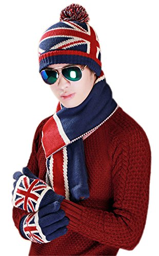 AnVei Nao British Winter Double Gloves