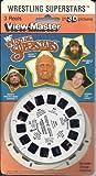 Wrestling Superstars 3d View-Master 3 Reel Set