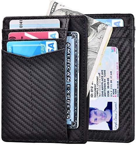 Wallet Pocket Minimalist Secure Magnets product image