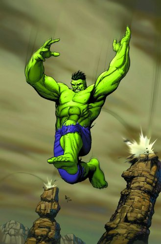 Hulk: Giant-Size TPB (Incredible Hulk)