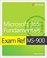 Exam Ref MS-900 Microsoft 365 Fundamentals Front Cover