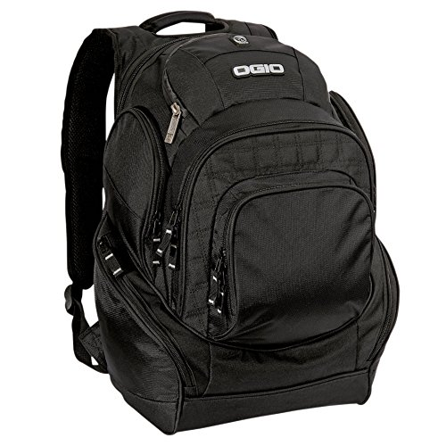 OGIO 108091 - Black Mastermind Laptop Bag/Backpack/Rucksack, 36.9 L, Black