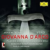 Music : Verdi: Giovanna d'Arco [2 CD]