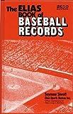Elias Book of Baseball Records 2010 Edition, , 0917050126