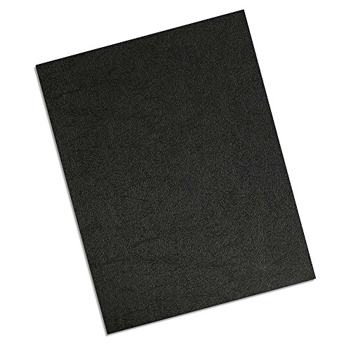 Black Leather Cover (TruBind 8-1/2