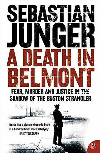 Read Online A Death in Belmont pdf epub