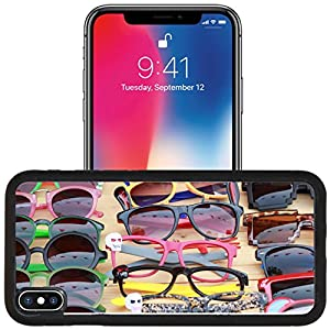 Luxlady Apple iPhone x iPhone 10 Aluminum Backplate Bumper Snap Case IMAGE ID: 25353305 Shop colorful eyewear in the market