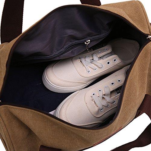 Brown Or Ienjoy Training Duffel Light Bag UqHC4x